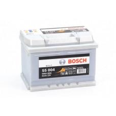 Аккумулятор 61 BOSCH 6СТ-61 H R+ (S5004)