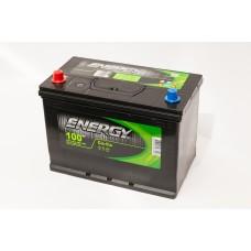 Аккумулятор 100 ENERGY JIS 6СТ-100 L+