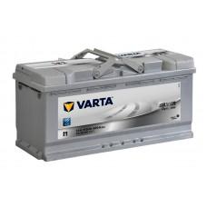 Аккумулятор 110 VARTA SILVER DYNAMIC (I1) 6СТ-110 610402092