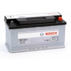 Аккумулятор 90 BOSCH 6СТ-90 R+ (S3013)