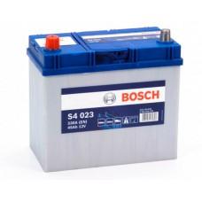Аккумулятор 45 BOSCH 6СТ-45 АЗИЯ L+ (S4023)