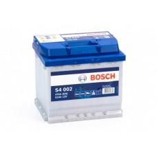 Аккумулятор 52 BOSCH 6СТ-52 R+ (S4002)