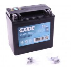 Аккумулятор 13Ah/200A Exide Start-Stop 6СТ-13 L+ (EK131) (вспомогательная)