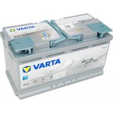 Аккумулятор 95 VARTA SILVER DYNAMIC AGM (G14) 6СТ-95 595901085