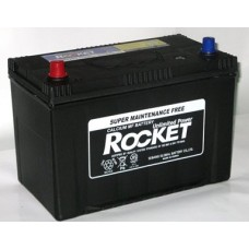 Аккумулятор 90 Rocket 6СТ-90 АЗИЯ L+ необслуживаемый (SMF NX120-7)
