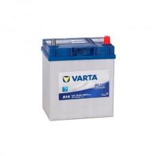Аккумулятор 40 3( VARTA BLUE DYNAMIC (A14) 6СТ-40 540126033