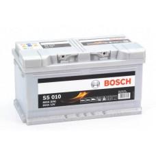 Аккумулятор 85 BOSCH 6СТ-85 H R+ (S5010)
