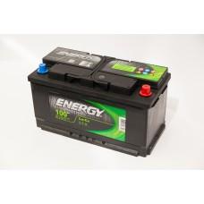 Аккумулятор 100 ENERGY 6СТ-100 R+