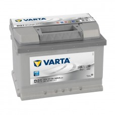 Аккумулятор 61 VARTA SILVER DYNAMIC (D21) 6СТ-61 561400060