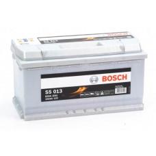 Аккумулятор 100 BOSCH 6СТ-100 R+ (S5013)