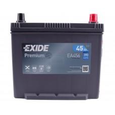 Аккумулятор 45 Exide Premium 6СТ-45 АЗИЯ R+ (EA456)