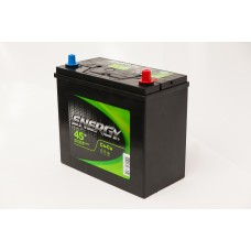 Аккумулятор 45 ENERGY JIS 6СТ-45 R+
