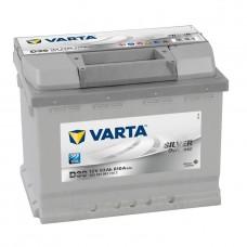 Аккумулятор 63 VARTA SILVER DYNAMIC (D39) 6СТ-63 563401061