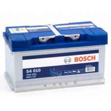 Аккумулятор 80 BOSCH 6СТ-80 H R+ (S4010)