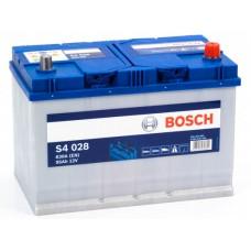 Аккумулятор 95 BOSCH 6СТ-95 АЗИЯ R+ (S4028)