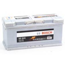 Аккумулятор 110 BOSCH 6СТ-110 R+ (S5015)