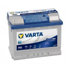 Аккумулятор 60 VARTA BLUE DYNAMIC EFB (D53) 6СТ-60 560500056
