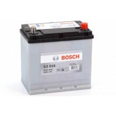 Аккумулятор 45 BOSCH 6СТ-45 АЗИЯ R+ (S3016)