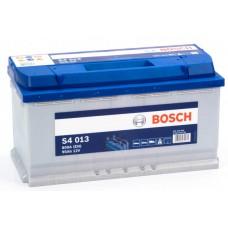Аккумулятор 95 BOSCH 6СТ-95 R+ (S4013)