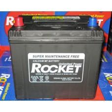 Аккумулятор 65 Rocket 6СТ-65 АЗИЯ L+ необслуживаемый (SMF 75D23R)