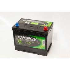 Аккумулятор 70 ENERGY JIS 6СТ-70 R+
