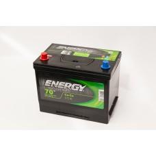 Аккумулятор 70 ENERGY JIS 6СТ-70 L+