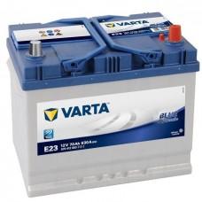 Аккумулятор 70 VARTA BLUE DYNAMIC (E23) 6СТ-70 570412063