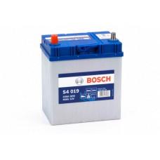 Аккумулятор 40 BOSCH 6СТ-40 АЗИЯ L+ (S4019)
