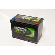 Аккумулятор 100 ENERGY JIS 6СТ-100 R+