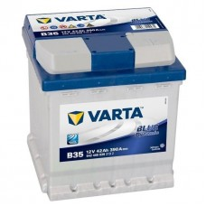 Аккумулятор 42 VARTA BLUE DYNAMIC (B35) 6СТ-42 542 400 039