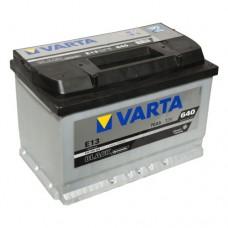 Аккумулятор 70 VARTA BLACK DYNAMIC (E13) 6СТ-70 570409064