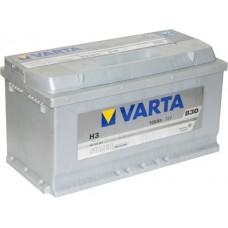Аккумулятор 100 VARTA SILVER DYNAMIC (H3) 6СТ-100 600402083