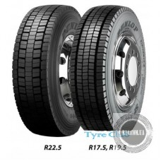 Шина Dunlop SP 444 (ведущая) 305/70 R19.5 148/145M