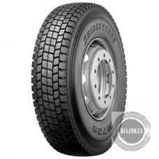 Шина Bridgestone M729 (ведущая) 235/75 R17.5 132/130M